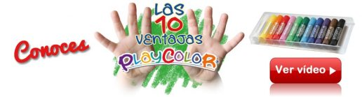 temperas sólidas PLAYCOLOR
