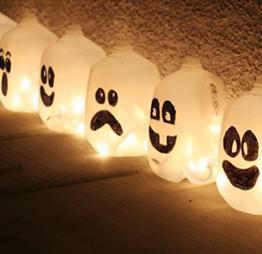 ideas para halloween DIY