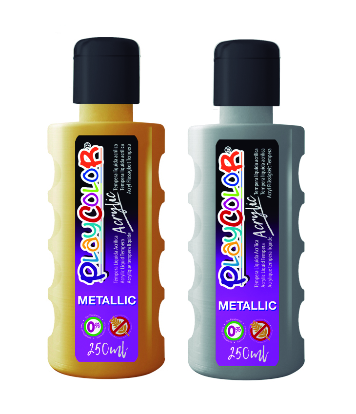 NAVIDAD BRILLANTE Y METÁLICA -pintura acrilica