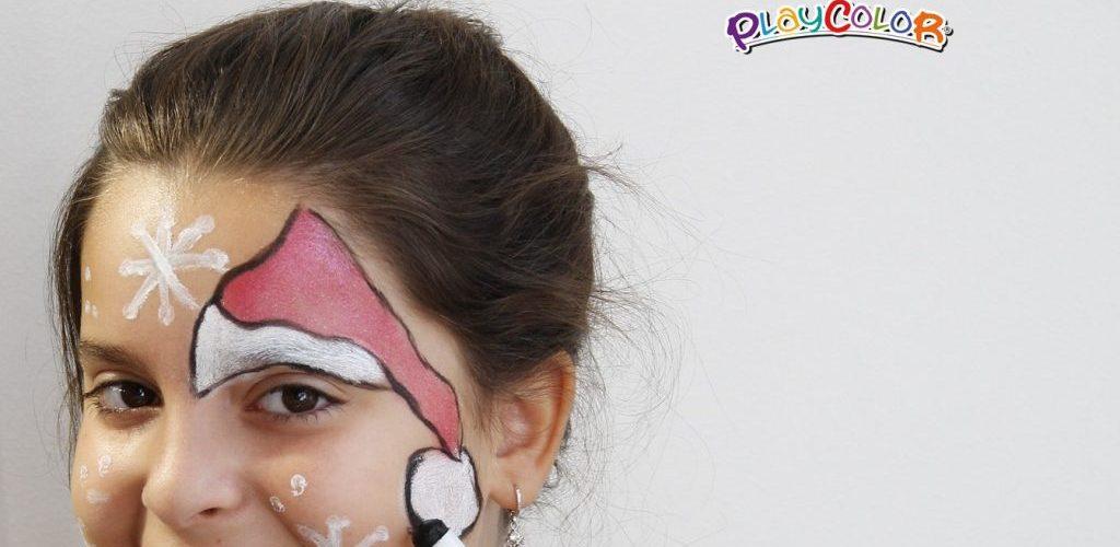maquillaje-infantil-navidad