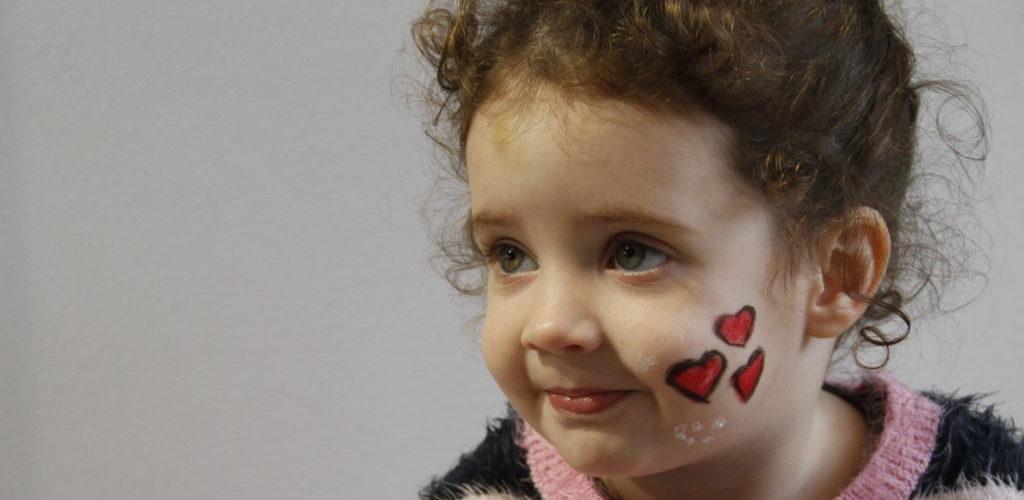 maquillaje infantil tutorial